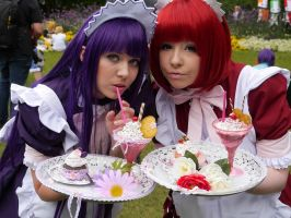 Tokyo Mew Mew - Want something sweet? by SaachiChu