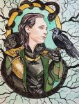 Loki: Allegory for the Misunderstood by golikethat