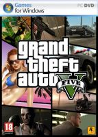 Grand Theft Auto V - Cover by Speetix