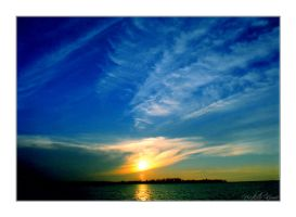 As The Sun Sets 2 - Santubong by ink-brains2