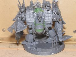 Customized Dreadnought 1 by Warhammer-Fanatic