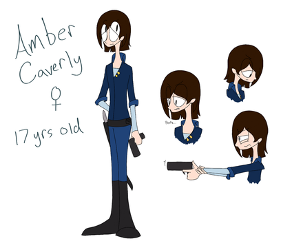 Amber Caverly Ref by bowtie-pencil