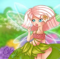 Bubble fairy by Cilitra