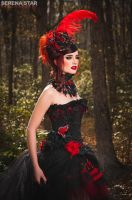 The Red Queen by OfficialSerenaStar