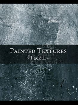 Painted Textures Pack II by Rhynn