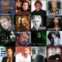 Alan Rickman icon collection 1 by MissNight