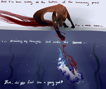 Song Commission- Young God by DarkVoice1