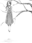 Tree branches by Paper-Neko