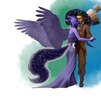 Progress Bar: Dancing with the Moon color by hattonslayden