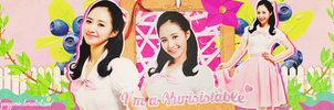 [Cover Zing] I'm a Yurisistable by YongYoMin