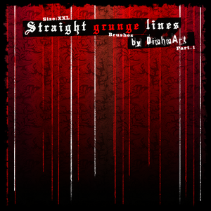 Brushes Grunge Pack Straight_Grunge_Lines_Brushes_by_DieheArt