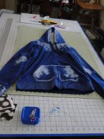Jack Frost Cosplay almost finished by misaapril288
