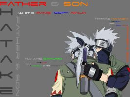 hatake kakashi past by Illusionator