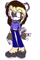 molly ref : DONT FAVE: by FireShuffler
