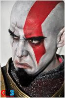 Kratos Cosplay by Lexedur