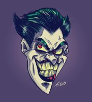 The Joker Practice by geogant