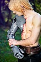 Edward Elric by updaterequired