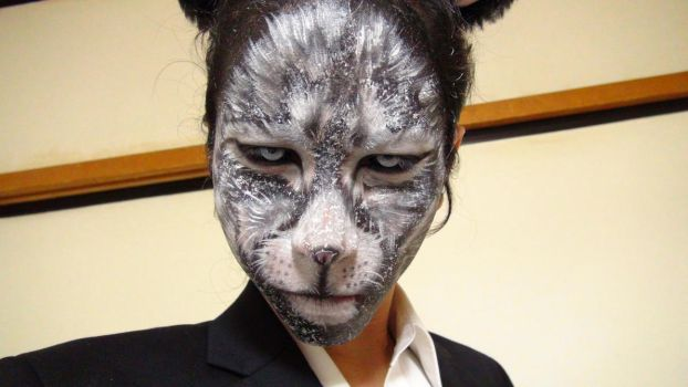- CAT -  Makeup 3 by KisaMake