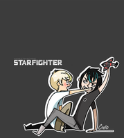 Starfighter by azzurrocielo45