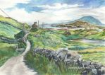 Inishbofin Island by SuzanneHole