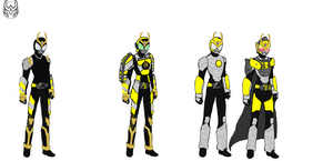 Armored Rider Zen Upgrade Reference by piplupm