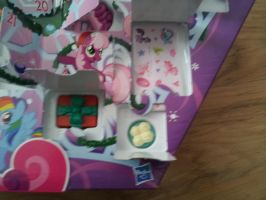 My Little Pony Advent Calendar by Scraticus