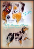 BuD's Champion of Hearts ''Teddy'' by GuardianOfJay