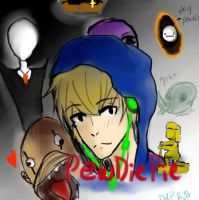 Pewdie and Friends by derpyLuvspie