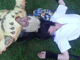 Time to take a rest, Sasuke... by Naruto-Cosplay-Cadiz