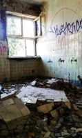 Abandoned army barracks (7) by Cosmata