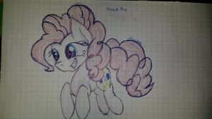 .:M6:. Pinkie by LillyRainbowHyde