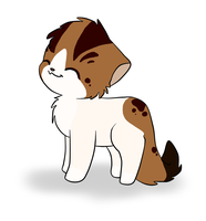 My Cat in real life! by DoddleFur