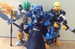 The Toa Team by stormx6
