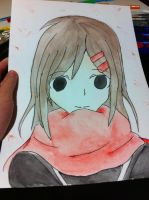 Another ayano... by Tomato-Warrior