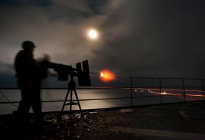 .50 Cal Moonlight II by jamezevanz