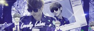 [PSD COVER] Lovely Luhan by ArdeliaExotics