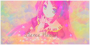 Silence Please by Togame-chan