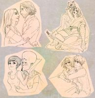 Couples by palnk
