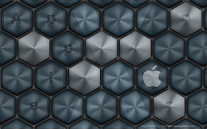 apple nid d'abeille par meo by cooliographistyle