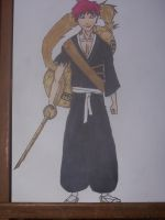 soul reaper gaara for soulreapergaara :D by mightyplue
