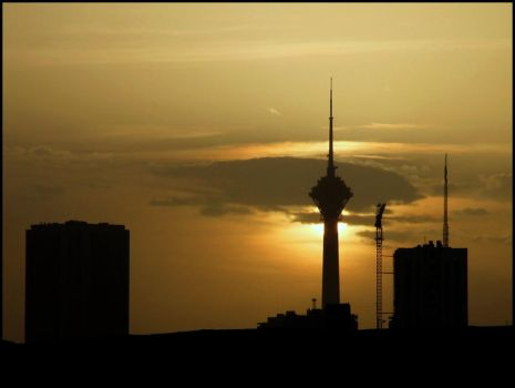 Milad Tower by Ali-ix
