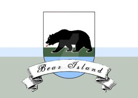 Coat of Arms Bear Island by engineerJR