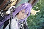 KAMUI GAKUPO - Cosplay - Royal Evil by Shinkan-Seto