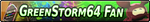 GreenStorm64 Fan Button by GreenStorm64