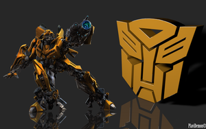 Bumblebee-Transformers (Autobot) V2 by PlaviDemon