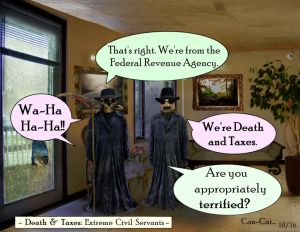 Death and Taxes by Can-Cat