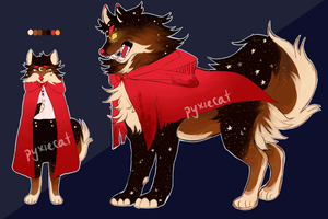 ankle-biter werewolf auction!!! closed by cykas