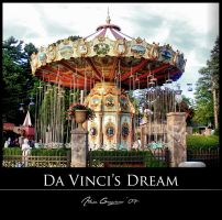 Da Vinci's Dream by XxAcGXx