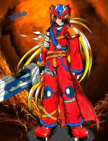 Rockman X Reloaded: Zero -mgx0 by Megaman-X-Community