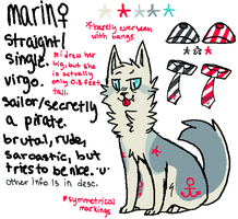 marin :: ref by virgoindigo